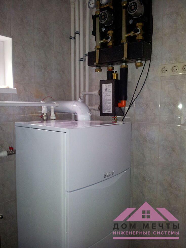 Падение давления в системе отопления частного дома
